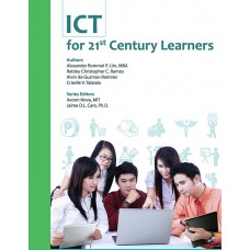 ICT for 21st Century Learners 1st Ed