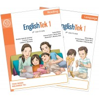 EnglishTek 1 (Reading and Language) 3rd Ed