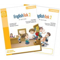 EnglishTek 2 (Reading and Language) 3rd Ed