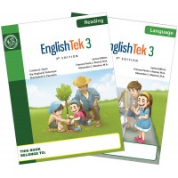 EnglishTek 3 (Reading and Language) 3rd Ed