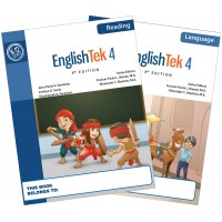 EnglishTek 4 (Reading and Language) 3rd Ed