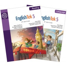 EnglishTek 5 (Reading and Language) 3rd Ed