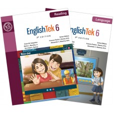 EnglishTek 6 (Reading and Language) 3rd Ed