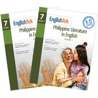 EnglishTek 7 (Volume 1 and 2) 1st Ed
