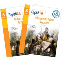 EnglishTek 8 (Volume 1 and 2) 1st Ed