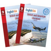 EnglishTek 9 (Volume 1 and 2) 1st Ed