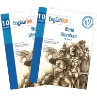 EnglishTek 10 (Volume 1 and 2) 1st Ed