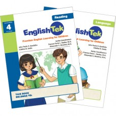 EnglishTek 4 (Reading and Language) 2nd Ed