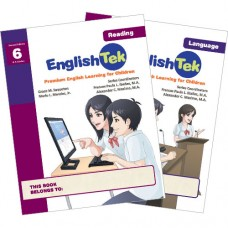 EnglishTek 6 (Reading and Language) 2nd Ed